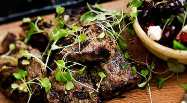 Lamb Cutlets in Basil Sauce | Lamb Recipes | Jamie Oliver